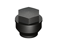 HT2 Hex Top Knob