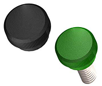K1 Knurled Knob Group