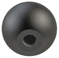 Press Fit Ball Knob