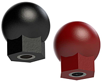 SB2 Hex Ball Knob Group