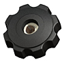 Quick Release Fluted Knob