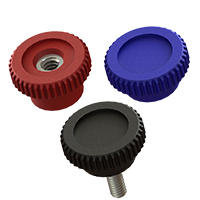K2 Knurled Knob Group