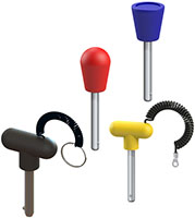 Knob Detent Pins Group