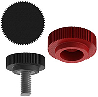 N Series Knurled Press On Knob Group